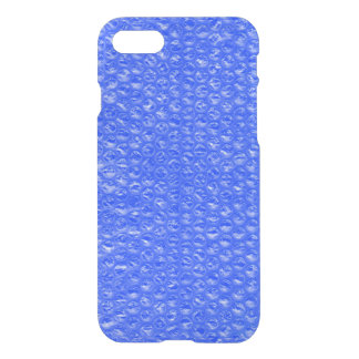 Bright Blue Mermaid Sea Soda Pop Bubble Wrap iPhone 7 Case