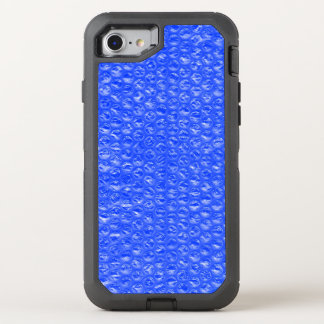 Bright Blue Mermaid Sea Soda Pop Bubble Wrap OtterBox Defender iPhone 7 Case