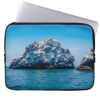Bright Blue Ocean of Mazatlán Sinaloa Mexico Laptop Sleeve