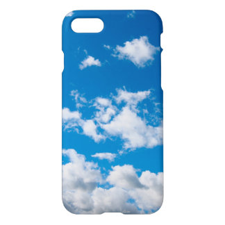 Bright Blue Sky iPhone 8/7 Case