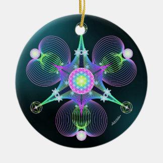 Bright Body Evolution Christmas Ornament