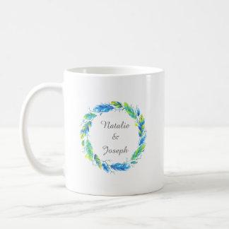 Bright Boho | Modern Wedding Mug