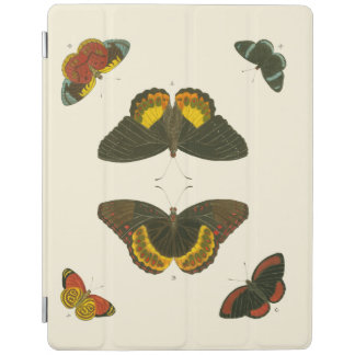 Bright Butterflies by Pieter Cramer iPad Cover