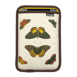 Bright Butterflies by Pieter Cramer iPad Mini Sleeve