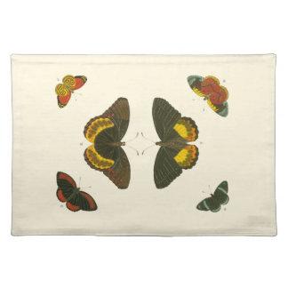 Bright Butterflies by Pieter Cramer Placemat