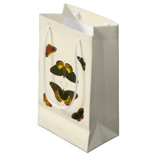 Bright Butterflies by Pieter Cramer Small Gift Bag