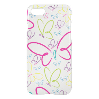 Bright butterflies iPhone 8/7 case