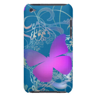 Bright Butterfly iPod Touch Covers