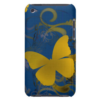 Bright Butterfly Barely There iPod Cover