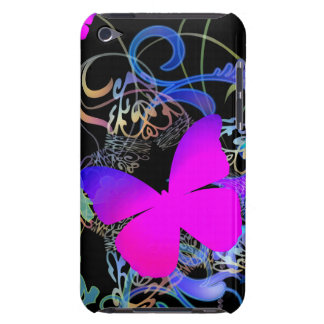 Bright Butterfly iPod Case-Mate Cases