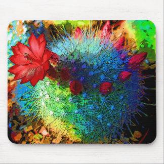 Bright Cactus Mouse Mat