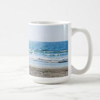 Bright California Beach - Blue Ocean