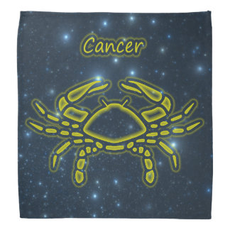 Bright Cancer Bandana