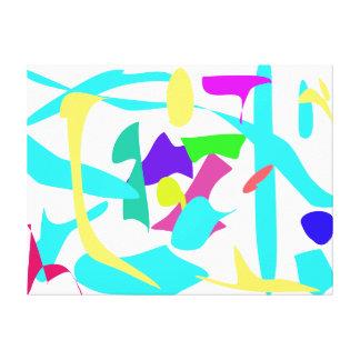 Bright Canvas Prints