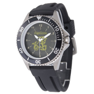 Bright Capricorn Watch