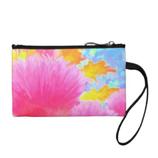 Bright Chives Image 1 - Key Coins Clutch