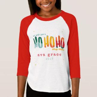 BRIGHT CHRISTMAS/ALT COLOR WAY T-Shirt