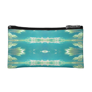 Bright Cloud Burst Makeup Bag