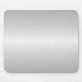 bright coarse brushed mouse pad