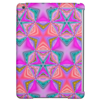 Bright colored pattern cover for iPad air