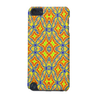 Bright colored pattern iPod touch 5G cases