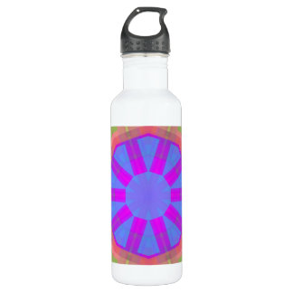 Bright Colorful trendy pattern 710 Ml Water Bottle