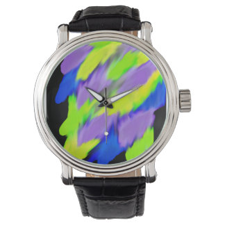 Bright Colorful Watch
