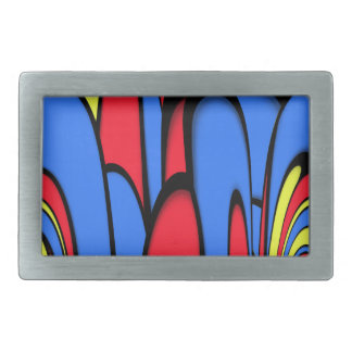 Bright  Colors Belt Buckle