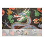 Bright Colourful Asian Dragon Fantasy Art