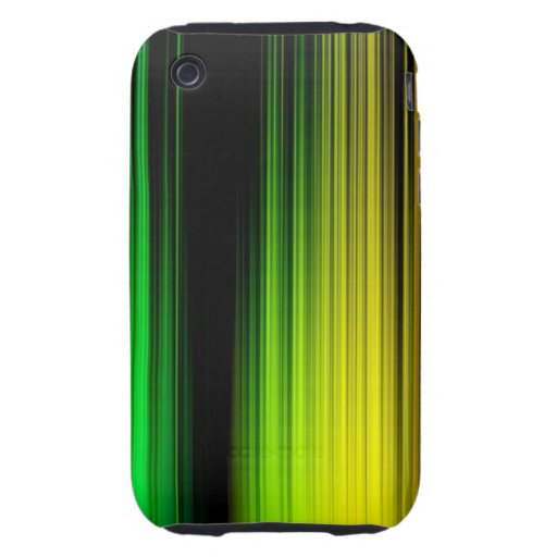 Bright Colourful Iphone Case iPhone 3 Tough Cover
