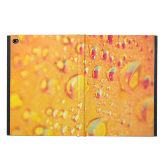 bright colourful water droplet design powis iPad air 2 case