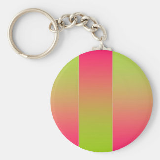 Bright Colours Key Ring