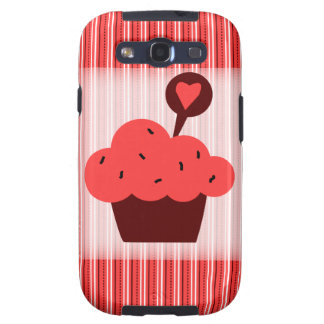 Bright Cupcake Samsung Galaxy S3 Case