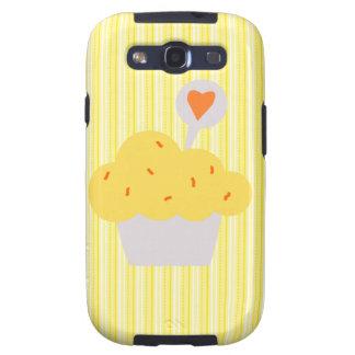 Bright Cupcake Galaxy SIII Cover