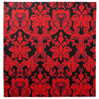 Bright Damask Napkin
