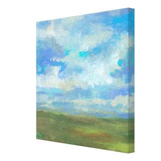 Bright Day II Canvas Print