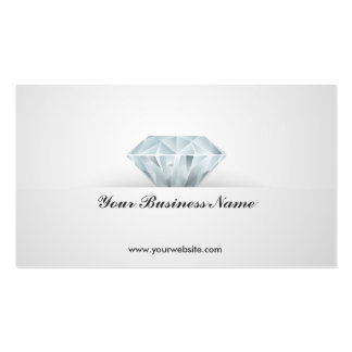 Bright Diamond Jewellery Business Card