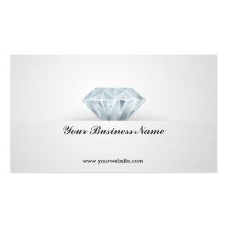 Bright Diamond Jewelry Business Card