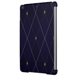 Bright Diamond Navy Argyle