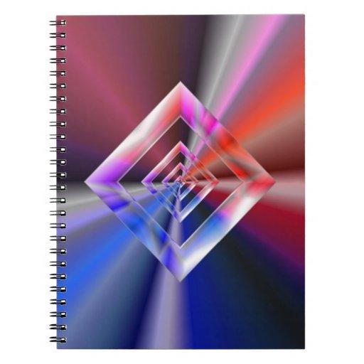 Bright Diamonds Note Books