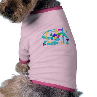 Bright Doggie T Shirt