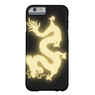 Bright dragon barely there iPhone 6 case