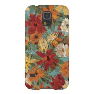 Bright Expressive Garden Galaxy S5 Cover