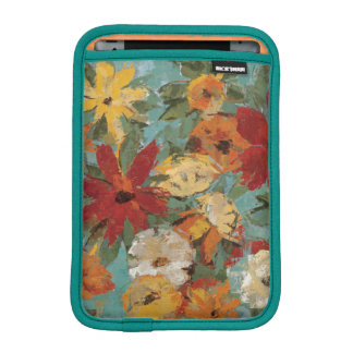Bright Expressive Garden iPad Mini Sleeve