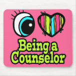 Bright Eye Heart I Love Being a Counsellor