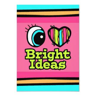 Bright Eye Heart I Love Bright Ideas Invites