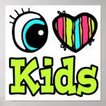 Bright Eye Heart I Love Kids