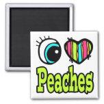 Bright Eye Heart I Love Peaches