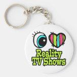Bright Eye Heart I Love Reality TV Shows
