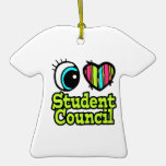 Bright Eye Heart I Love Student Council